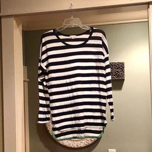 Gap Long Sleeve Women Shirt